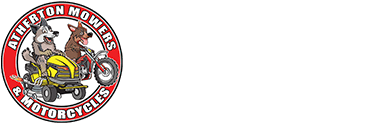atherton mower and chainsaw