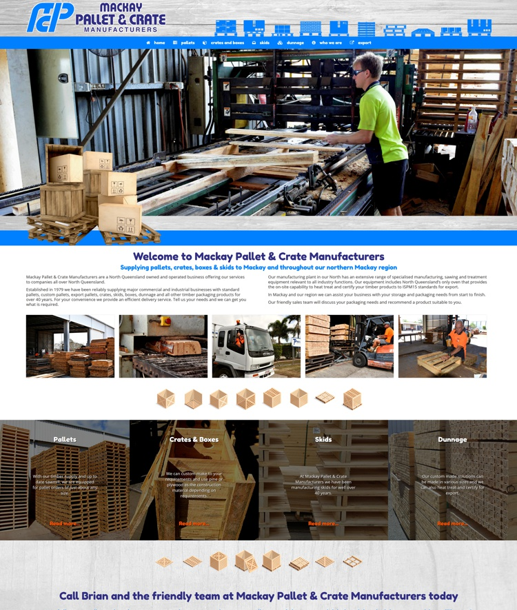 cairns website design