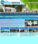 pool man townsville web design